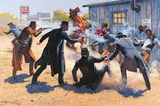OK Corral On This Day, October 26, 1881