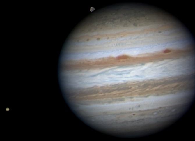 jupiter20111013225714couleu 670x484 Astronomy Picture of the Day