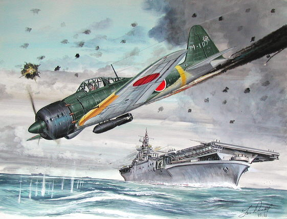 kamikaze1 On This Day, October 25, 1944