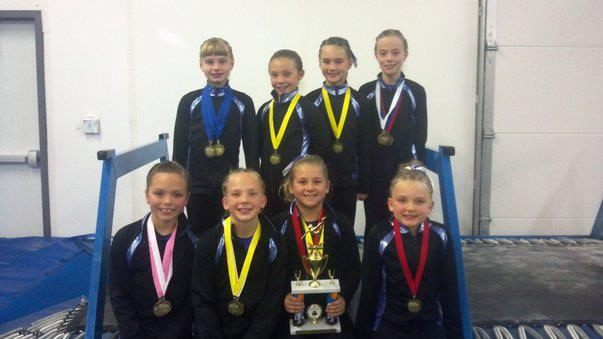 2011 Level 4s Premier Gymnastics Meet