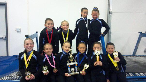 2011 Level 5s Premier Gymnastics Meet
