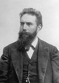 225px Roentgen2 On This Day, November 8, 1895