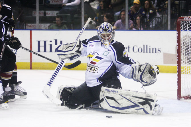 Eagles Jones stoping Jones Shuts Out Condors