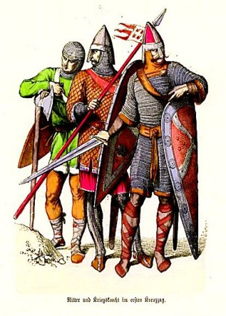 Knights and Soldiers First Crusade On This Day, November 27, 1095