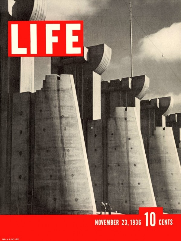 LifeMagazine 599x800 On This Day, November 23, 1936