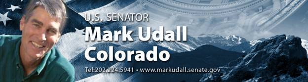 Mark Udall1 Udall, 7 Other Senators Introduce Burn Pit Amendment to Help Veterans
