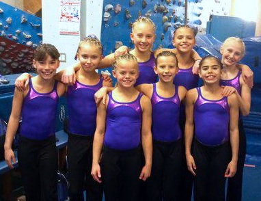 Super Sixes 1 at CATS Premier Gymnastics at the Turkey Tumbler
