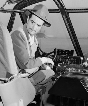 howard hughes 580x 300x358 On This Day, November 2, 1947