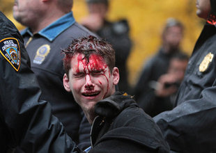 10 Shockingly Violent Police Assaults on Occupy Protesters