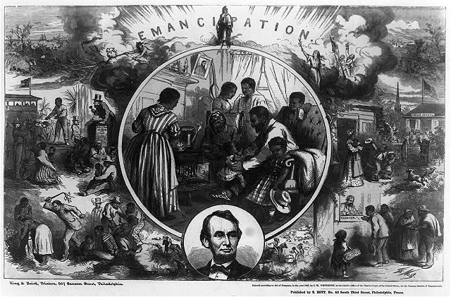 1218 13th amendment 1865 On This Day, December 6 1865