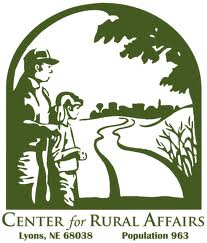 Center for Rural Affairs logo Wind Over Coal
