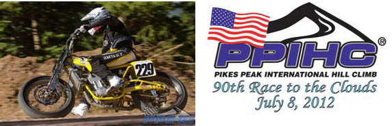 Hill climb Marco Belli Will Race Again At The 2012 Pikes Peak International Hill Climb