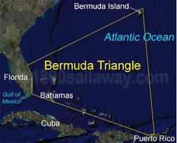 bermuda triangle map On This Day, December 5 1945