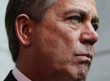 boehner After Signaling Support, John Boehner Calls Tax Break For Middle Class 'Chicken Shit'
