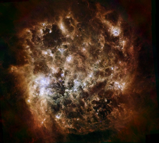 PIA15254 LMC900c1 670x604 Astronomy Picture of the Day