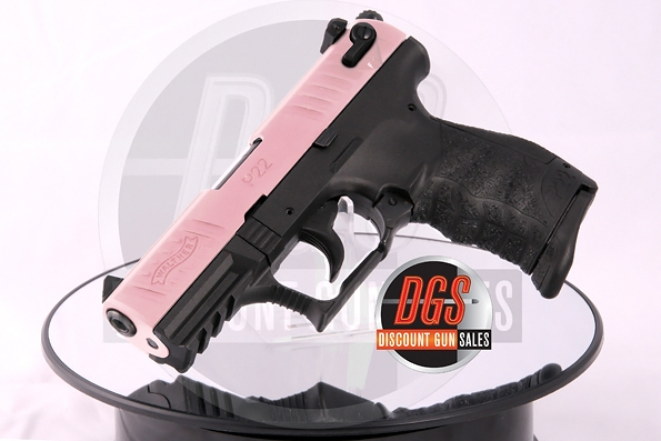 23d62753d211b9bef4f89be8721a8a3cd7b9fed7 Komen Foundation Promoting Pink Handguns