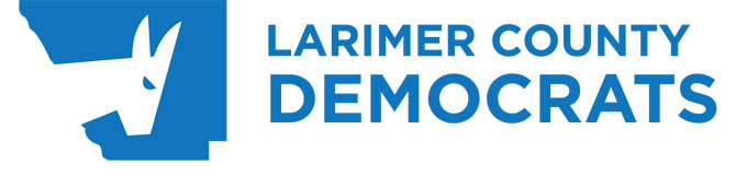Larimer dems logo Larimer County Democrats Caucus Sites