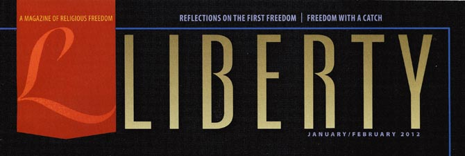 Liberty Magazine logo7 Religion On The Campaign Trail