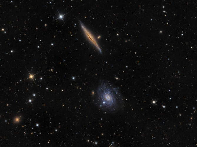 NGC5965 LRGBleshin final20001 670x500 Astronomy Picture of the Day