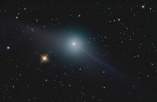 cometgarradd polzl 1750 670x437 Astronomy Picture of the Day