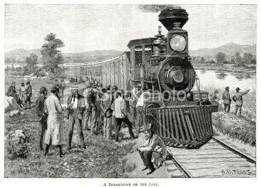 railroad Could Lincoln be elected today?