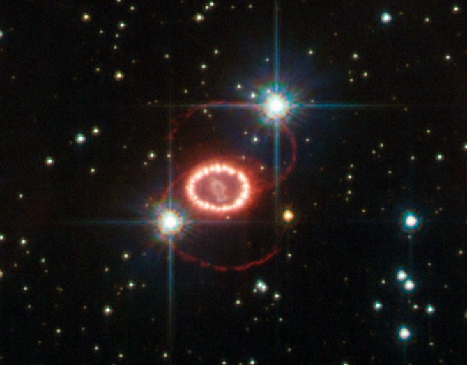 sn1987a hst 970 670x524 Astronomy Picture of the Day