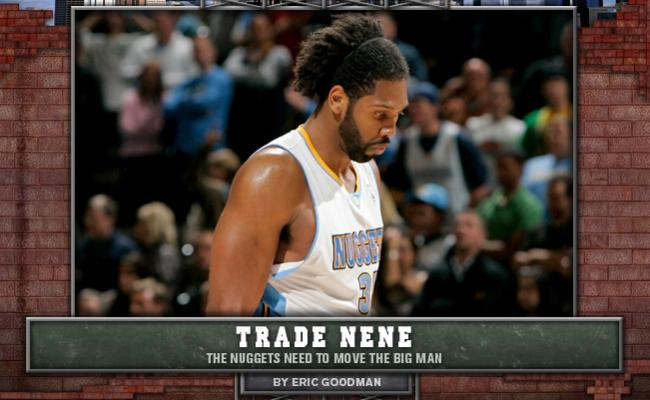 03 07 daily header2 The Nuggets Should Trade Nene