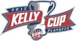 2012KellyCup 250p  Eagles Power Past Thunder & Into Playoffs