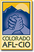 AFL CIO logo Colorado AFL CIO Report