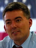 Cory Cory Gardner frolics with lobbyists