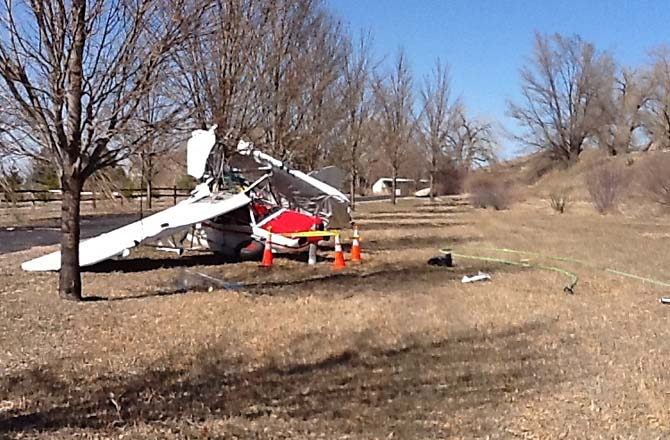 Plane 1 670 Larimer County Plane Crash