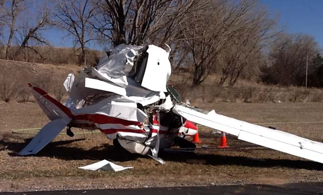 Plane 4 670 Larimer County Plane Crash