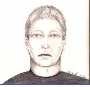 20120418  19RHABER 300 Berthoud police release sketch of suspect