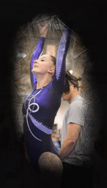 Bailie Regional frame Local gymnast headed for Junior Olympic Nationals