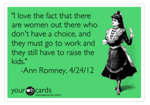 ann romney quote full Quote by Ann Romney