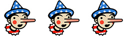pinocchio 3 More Romney lies