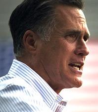 romney down ap img Mitt Romney, casino capitalist