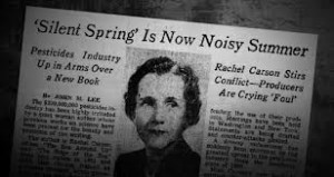 rachel carson in the news1 300x159 50 Years After Silent Spring