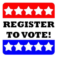 register to vote Voter Registration Loveland/Berthoud