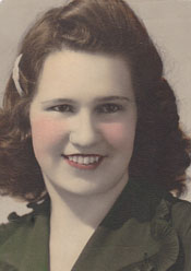 Sandersen Evelyn photo Obituary: Evelyn Lure Sandersen