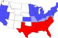 civil war map 186x1242 Slave States for Romney