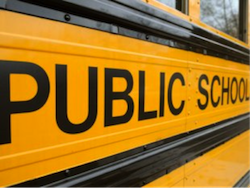 schoolbuss Myths about public schools