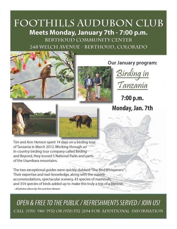 FAC.January2013 618x800 Audubon Club meeting for January