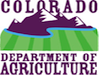 Colo Dept of Ag logo 99