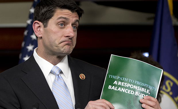 ryan budget fy2014 onpage The Ryan/Republican Budget