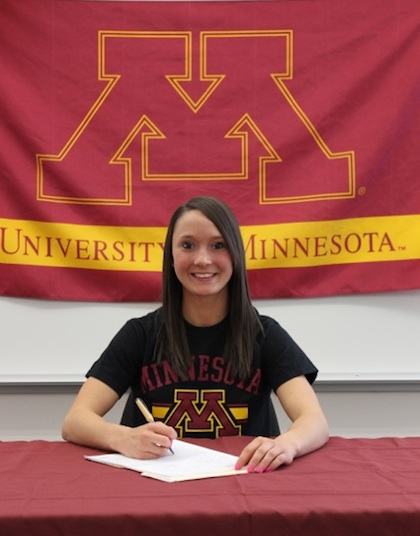 Bailie Holst Holst Signs Letter of Intent