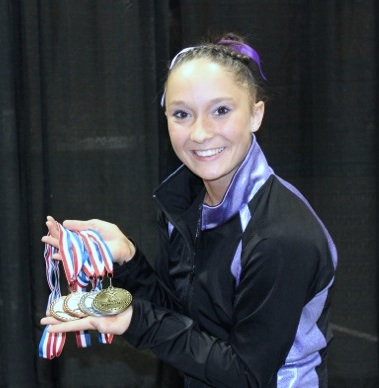 Bailie Regionals 20131 Loveland gymnast takes second place in regional competition