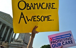 obamacare awesome Obamacare does work