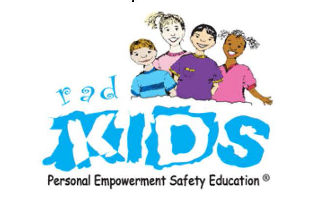 radkidlogo Berthoud Fire teachs Kid security