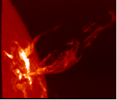 solar storm 1 May Star Night at the LTO